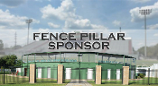 Stadium Fence Pillar Sponsor